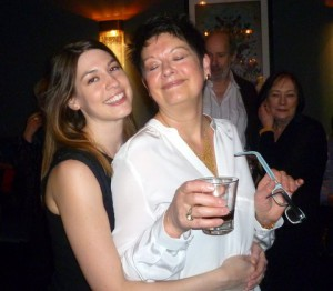 My sister's 60th was magic, dancing until the early hours